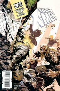 Cover Thumbnail for Young X-Men (Marvel, 2008 series) #9