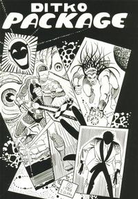 Cover Thumbnail for Ditko Package (Robin Snyder and Steve Ditko, 1989 series) #[nn]