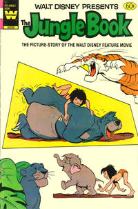 Cover Thumbnail for Walt Disney Presents The Jungle Book (Western, 1984 series) #1