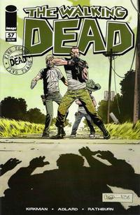 Cover Thumbnail for The Walking Dead (Image, 2003 series) #57