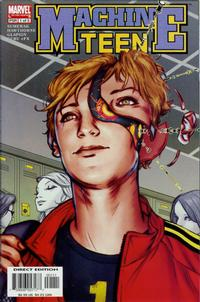 Cover Thumbnail for Machine Teen (Marvel, 2005 series) #1