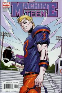 Cover Thumbnail for Machine Teen (Marvel, 2005 series) #2