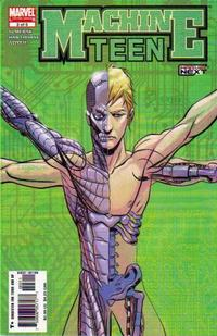 Cover Thumbnail for Machine Teen (Marvel, 2005 series) #3