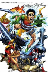 Cover Thumbnail for DC Universe Illustrated by Neal Adams (DC, 2009 series) #1
