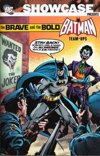 Cover Thumbnail for Showcase Presents The Brave and the Bold Batman Team-Ups (DC, 2007 series) #3