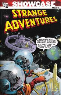 Cover Thumbnail for Showcase Presents: Strange Adventures (DC, 2008 series) #1