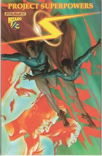 Cover Thumbnail for Project Superpowers (Dynamite Entertainment; Wizard Entertainment, 2008 series) #1/2
