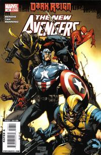 Cover Thumbnail for New Avengers (Marvel, 2005 series) #48