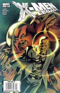Cover Thumbnail for X-Men: Legacy (Marvel, 2008 series) #219 [Newsstand Edition]