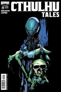Cover Thumbnail for Cthulhu Tales (Boom! Studios, 2008 series) #5
