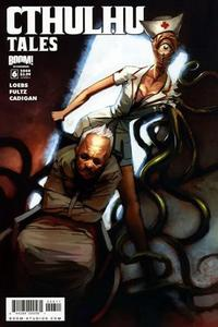 Cover Thumbnail for Cthulhu Tales (Boom! Studios, 2008 series) #6