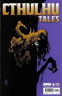 Cover Thumbnail for Cthulhu Tales (Boom! Studios, 2008 series) #9