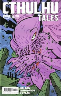 Cover Thumbnail for Cthulhu Tales (Boom! Studios, 2008 series) #11