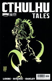 Cover Thumbnail for Cthulhu Tales (Boom! Studios, 2008 series) #12