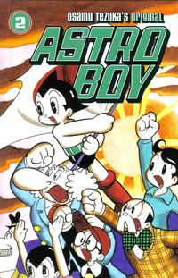 Cover Thumbnail for Astro Boy (Dark Horse, 2002 series) #2