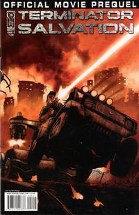 Cover Thumbnail for Terminator: Salvation Movie Prequel (IDW, 2009 series) #2