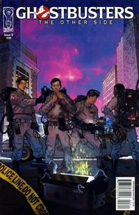Cover Thumbnail for Ghostbusters: The Other Side (IDW, 2008 series) #3