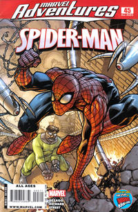 Cover for Marvel Adventures Spider-Man (Marvel, 2005 series) #45