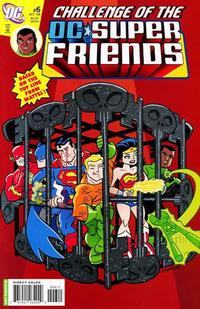 Cover Thumbnail for Super Friends (DC, 2008 series) #6
