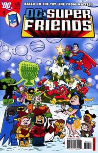 Cover Thumbnail for Super Friends (DC, 2008 series) #10