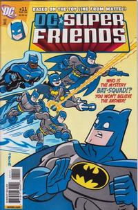 Cover Thumbnail for Super Friends (DC, 2008 series) #11