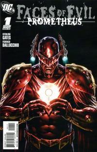 Cover Thumbnail for Faces of Evil: Prometheus (DC, 2009 series) #1