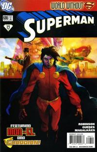 Cover for Superman (DC, 2006 series) #686