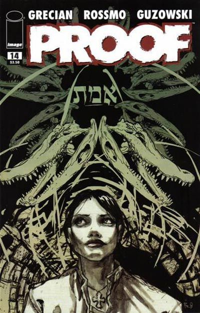 Cover for Proof (Image, 2007 series) #14