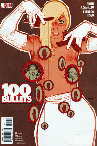 Cover for 100 Bullets (DC, 1999 series) #97