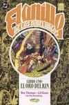 Cover for El Anillo De Los Nibelungos (Zinco, 1991 series) #1