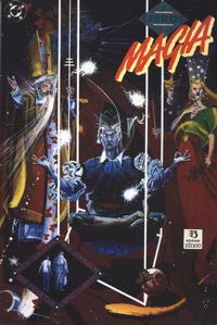 Cover Thumbnail for Los Libros de la Magia (Zinco, 1991 series) #4