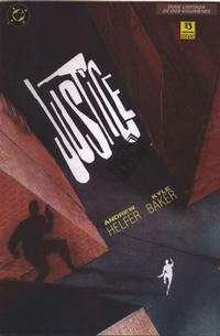 Cover Thumbnail for Justice Inc. (Zinco, 1991 series) #1