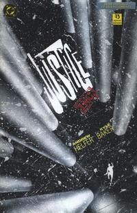 Cover Thumbnail for Justice Inc. (Zinco, 1991 series) #2