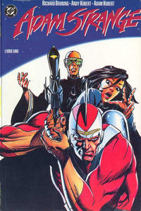 Cover Thumbnail for Adam Strange (Zinco, 1991 series) #1