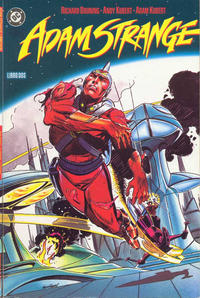 Cover Thumbnail for Adam Strange (Zinco, 1991 series) #2