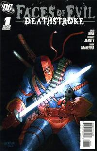 Cover Thumbnail for Faces of Evil: Deathstroke (DC, 2009 series) #1