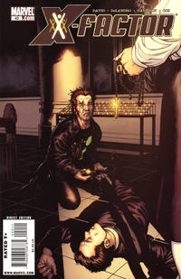 Cover Thumbnail for X-Factor (Marvel, 2006 series) #40