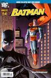 Cover for Batman (Panini Deutschland, 2005 series) #14