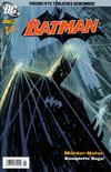 Cover for Batman (Panini Deutschland, 2005 series) #15