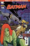 Cover for Batman (Panini Deutschland, 2005 series) #16