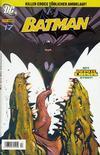 Cover for Batman (Panini Deutschland, 2005 series) #17