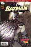 Cover for Batman (Panini Deutschland, 2004 series) #18