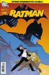 Cover for Batman (Panini Deutschland, 2005 series) #19