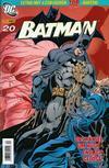 Cover for Batman (Panini Deutschland, 2005 series) #20