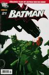 Cover for Batman (Panini Deutschland, 2005 series) #21