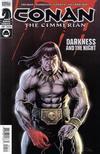 Cover for Conan the Cimmerian (Dark Horse, 2008 series) #7 / 57