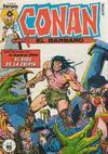 Cover for Conan el Bárbaro (Planeta DeAgostini, 1983 series) #1