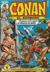 Cover for Conan el Bárbaro (Planeta DeAgostini, 1983 series) #2