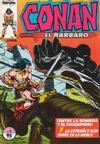 Cover for Conan el Bárbaro (Planeta DeAgostini, 1983 series) #3