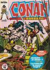 Cover for Conan el Bárbaro (Planeta DeAgostini, 1983 series) #4